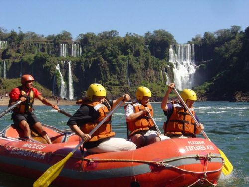 Foz do Iguaçu Rafting