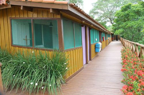 Apto Privativo Pantanal Jungle Lodge
