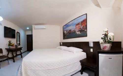 Apartamento Super Luxo  Hotel Aguas do Iguaçu